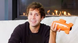 10 Things David Dobrik Can't Live Without