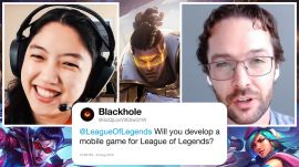 Riot Games Answers League of Legends Questions from Twitter