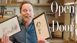Inside Rainn Wilson's Artistic SoCal Homestead