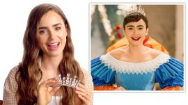 Lily Collins Breaks Down Her Best Costumes