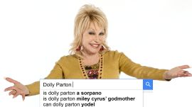 Dolly Parton Answers the Web's Most Searched Questions