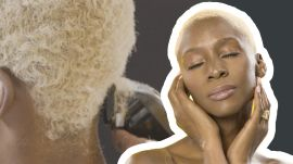 Angelica Ross Gets a Buzz Cut, Talks Womanhood & Radical Blackness