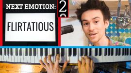 Jacob Collier Plays The Same Song In 18 Increasingly Complex Emotions