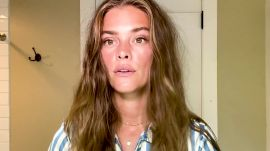 Nina Agdal on Her Go-To Face Sculpting Tools and Ultimate Eye-Opening Makeup Trick