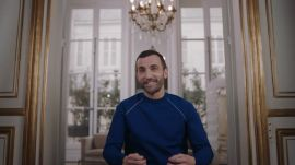 """The Conditions That We're Facing Are Making Us Think Very Differently""—Nicolas Ghesquière Talks Louis Vuitton on Good Morning Vogue"