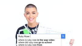 Ruby Rose Answers the Web's Most Searched Questions