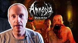 How Horror Works in Amnesia: Rebirth, Soma and Amnesia: The Dark Descent