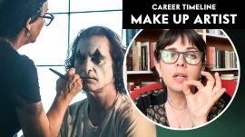 'Joker' Make-Up Artist Breaks Down Her Career