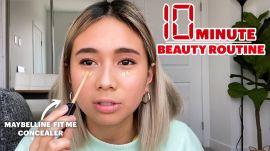 NIKI's 10 Minute 'On-the-Go' Makeup Routine