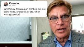 Aaron Sorkin Answers Screenwriting Questions From Twitter