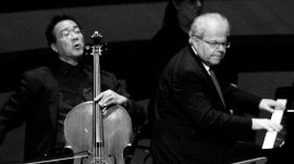 Yo-Yo Ma and Emanuel Ax Discuss the Optimism in Beethoven's Work