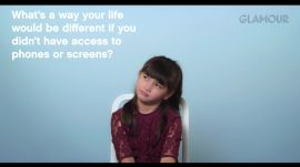 Women Ages 5-75: How Would Your Life Be Different Without Phones or Screens?