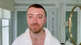 Sam Smith on Fresh Skin Care, 4-Step Makeup, and the Beauty Procedure That Transformed Their Look