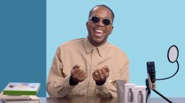 10 Things Leslie Odom Jr. Can't Live Without
