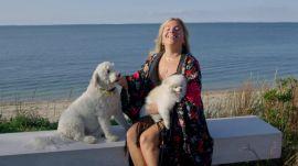 AD Visits Sasha Bikoff with Miele