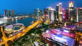 Reconnect in Singapore