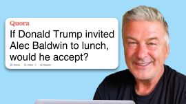 Alec Baldwin Goes Undercover on the Internet