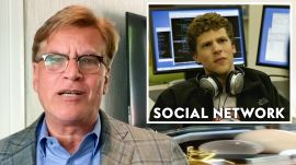 Aaron Sorkin Breaks Down His Career, from 'The West Wing' to 'The Social Network'