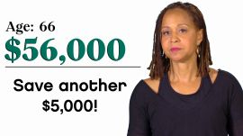 Women of Different Salaries: What is Your Financial Goal A Year From Now?