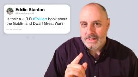 The Lord of the Rings Expert Answers Tolkien Questions From Twitter