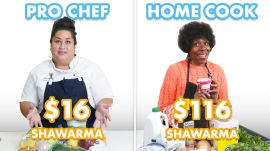 $116 vs $16 Shawarma: Pro Chef & Home Cook Swap Ingredients