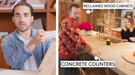 How Aaron Paul's Designer Created His Rustic Getaway