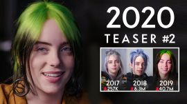 Billie Eilish: Same Interview, The Fourth Year (Teaser #2)