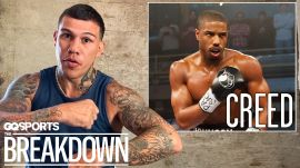 Pro Boxer Gabriel Rosado Breaks Down Boxing Scenes from Movies