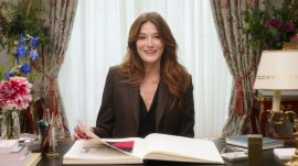 Carla Bruni's Life in Looks Is a Fascinating Journey Through Fashion History