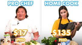 $135 vs $17 Pho: Pro Chef & Home Cook Swap Ingredients