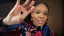 Amber Ruffin's 10 Minute Nail Routine