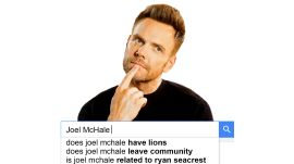 Joel McHale Answers the Web's Most Searched Questions