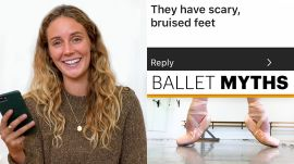 Every Ballet Myth Debunked by Pro Ballerina Scout Forsythe | On Pointe