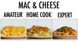 4 Levels of Mac and Cheese: Amateur to Food Scientist