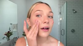 Maddie Ziegler on the Art of Colorful Eye Makeup, and Why Beauty Should Be Fun