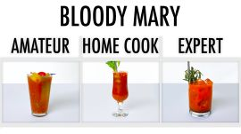 4 Levels of Bloody Mary: Amateur to Food Scientist