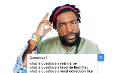 Questlove Answers the Web's Most Searched Questions