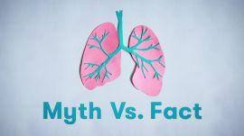 Lung Cancer: Myth Vs. Fact