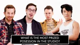 The Try Guys Quiz Each Other On Their New Studio & Home Design