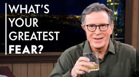 Stephen Colbert Answers the Proust Questionnaire