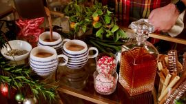 The Ultimate Hot Cocoa Bar