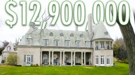 """Inside A $12.9M Waterfront Mansion That Inspired """"The Great Gatsby"""""""