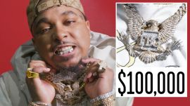 Doe Boy Shows Off His Insane Jewelry Collection