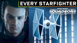 Every Starfighter From Star Wars: Squadrons Explained
