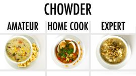4 Levels of Chowder: Amateur to Food Scientist