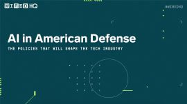 CES HQ 2021: Artificial Intelligence in American Defense