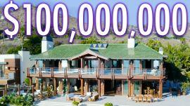 Inside Pierce Brosnan's $100M Malibu Beach Home