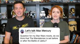 """Star Wars Explained"" Answers More Star Wars Questions From Twitter"