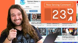 Steve Burke of GamersNexus Reacts To Their Top 1000 Comments On YouTube