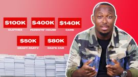 How LeSean McCoy Spent His First $1M in the NFL